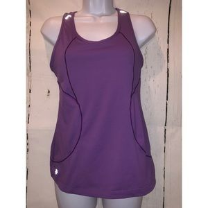 Athleta Medium Purple Workout Tank